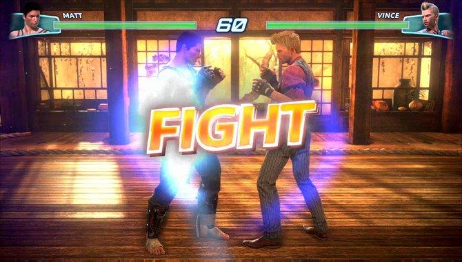 Auf in den Kampf. In Fighter Within ist euer Körpereinsatz gefragt.