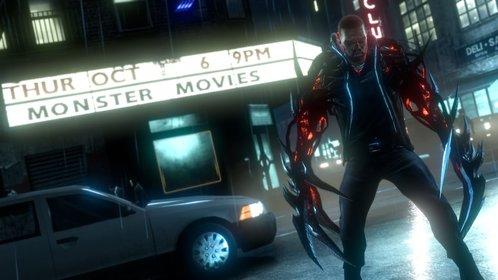 Monster-Filmchen im Kino? In Prototype 2 nicht nötig.