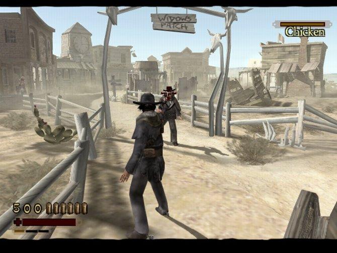 In Red Dead Revolver seid ihr Kopfgeldjäger.