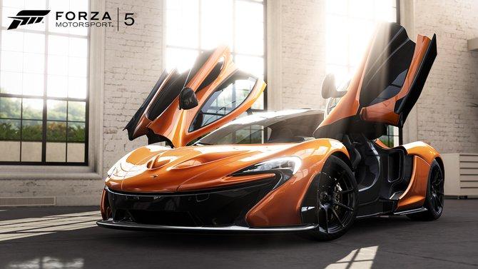 Forza Motorsport 5 ist zur Veröffentlichung der Xbox One der optisch wohl beeindruckendste Exklusivtitel.