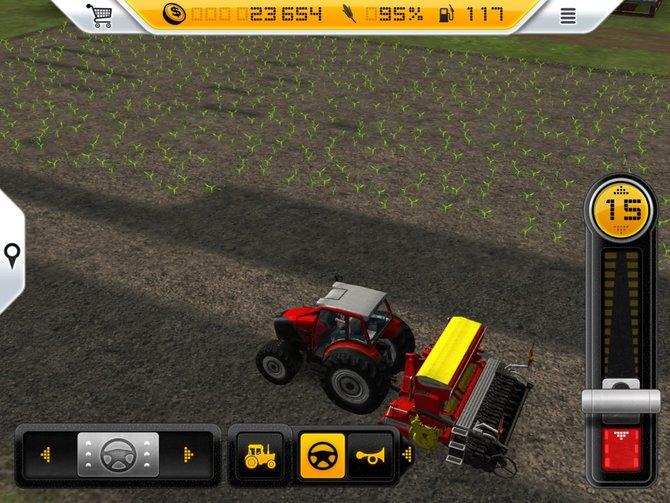 Dank seines durchschlagenden Erfolgs gibt's den Landwirtschaftssimulator 14 auch auf Mobilgeräten von Android bis Vita.