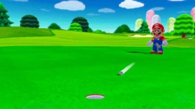 Landschaftlich schon mal nichts Neues, oder? Mario Golf: World Tour spielt sich auch fast genauso wie die vier Vorgänger, die seit der N64-Ära zwischen 1999 und 2004 erschienen sind.