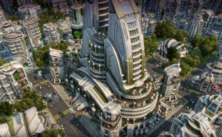Mächtige Bauten schmücken eure Städte. (Anno2070)