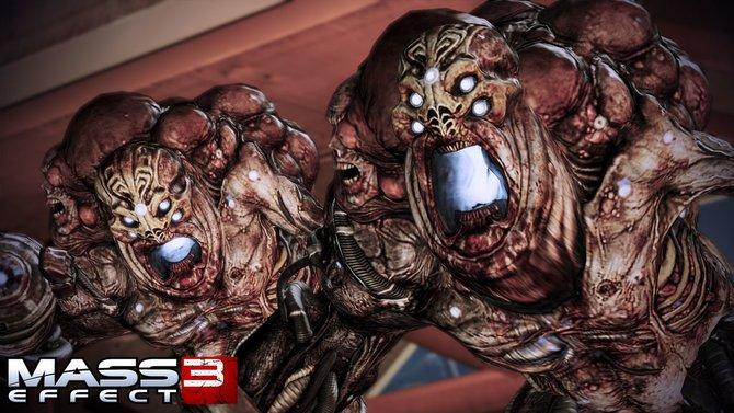Eure außerirdischen Feinde in Mass Effect 3 ...