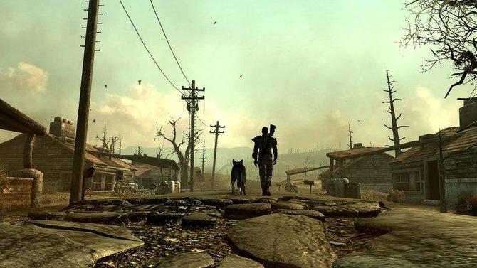 Fallout 3 fängt perfekt die Endzeit-Atmosphäre ein. ...