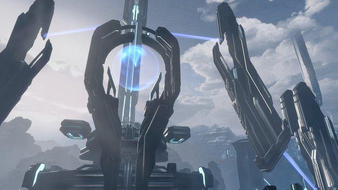 Futuristisch und schön: Das ist Halo 4.