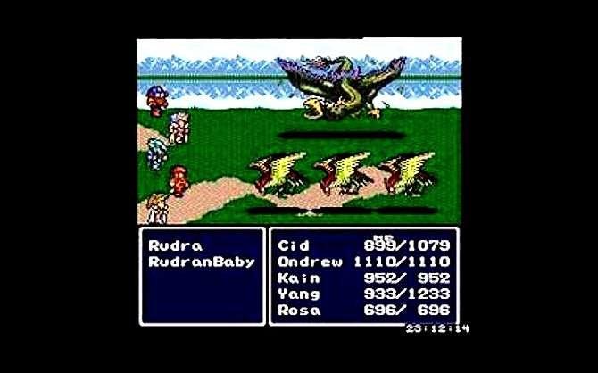 Während Final Fantasy Anthology für die PSX in der US-Version aus den Teilen ...
