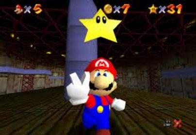 Mario macht das Siegeszeichen zu Recht. Tolles Spiel!