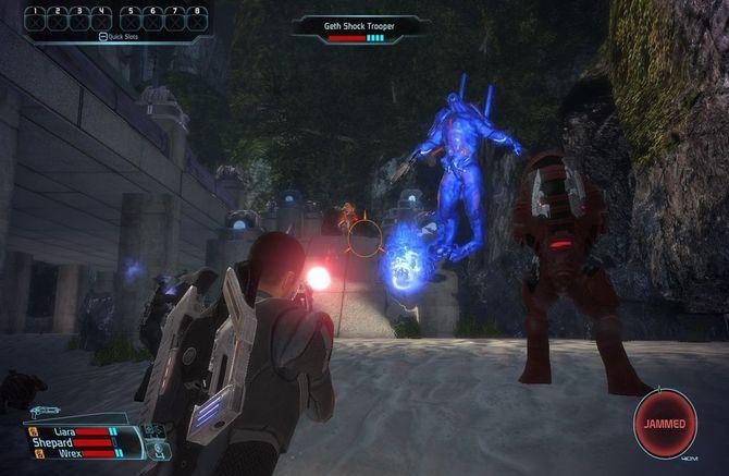 Patch Патч 1.01 для Mass Effect 2 2010RUS - Прочее патчи. Читы Mass E