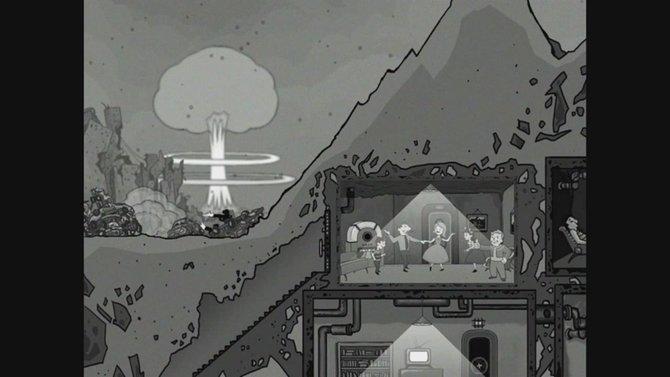 Fallout orientiert sich an der Ästhetik ...