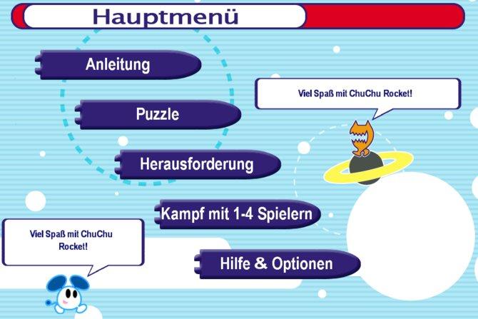 Anleitung, Puzzle Herausforderung oder Mehrspieler - der Umfang ist gewaltig.