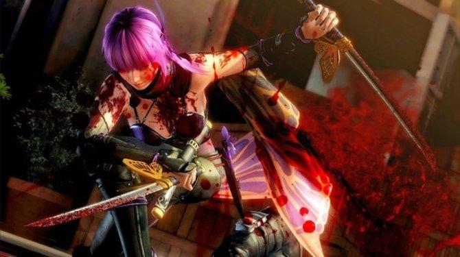 Ayane schlitzt sich durch Ninja Gaiden 3 - Razor's Edge. Allerdings nicht offiziell in Deutschland.