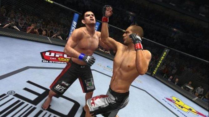 UFC Undisputed 2010 ist das letzte Prügelspiel von THQ mit Lizenz der UFC. Inzwischen hat EA die Lizenzrechte.