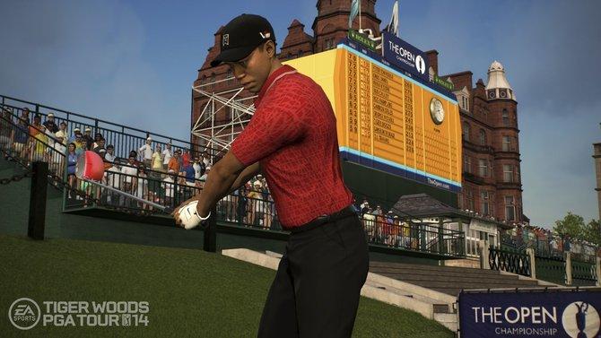 Tiger Woods kehrt zurück auf die Konsolen. Und zwar nur auf die: Eine PC-Fassung gibt es auch dieses Jahr nicht.