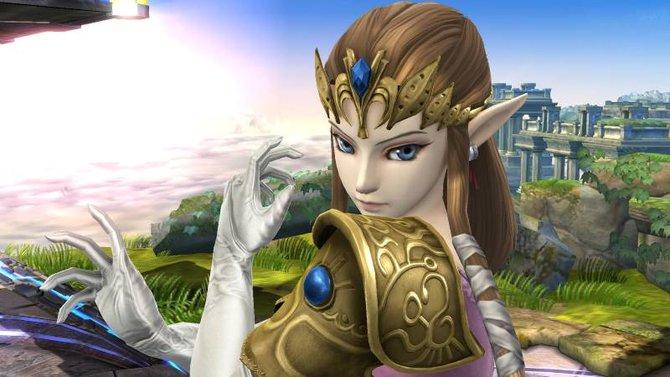 Zelda im Wandel der Zeit: Hier in Super Smash Bros. 4.
