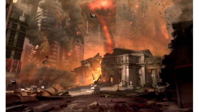Action pur! In Doom 4 könnte es richtig zur Sache gehen.