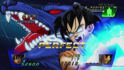 In Dragon Ball Z für Kinect ist auch Yamchu wieder mit von der Partie.