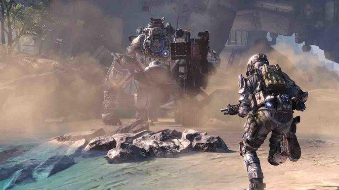 Die Erfinder von Call of Duty veröffentlichen mit ihrem neuen Studio Respawn Entertainment den Online-Shooter Titanfall.