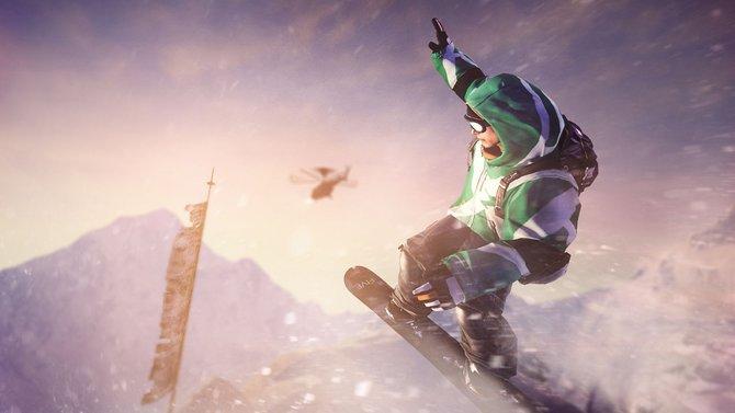 Radikal, rasant, riskant: SSX bricht den Snowboard-Sport auf sein Grundgerüst herunter. Gut so!