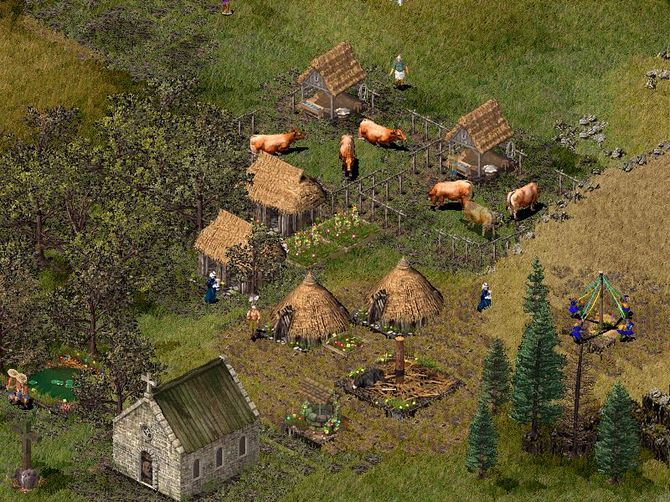 Скачайте игры stronghold russian story на торрентино. . Stronghold crusade