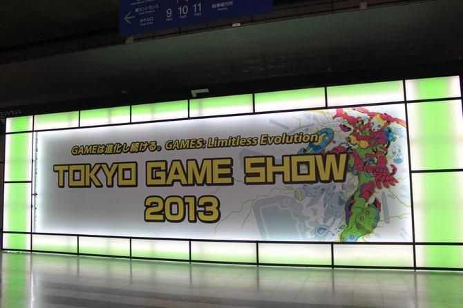 """Die Tokyo Game Show 2013 steht unter dem Motto """"Limitless Evolution""""."""