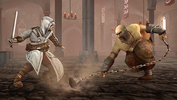 Ubisofts Attentäter treiben sich offenbar gerne in eurer Hosentasche herum. Assassin's Creed - Bloodlines kam bereits 2009 für Sony's PSP. ...