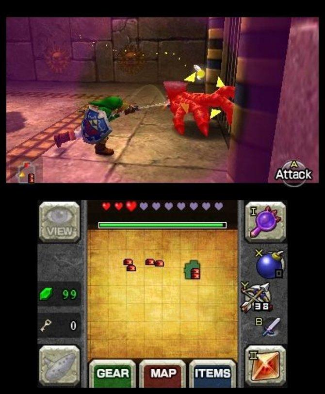 Die 3D-Neuauflage von Zelda - Ocarina of Time gilt bis heute bei vielen Spielern als eines der besten Spiele aller Zeiten.