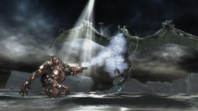 Monster und Roboter gehen bei Pacific Rim aufeinander los.