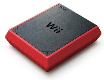 Die rote Wii Mini erscheint am 15. März in Deutschland.