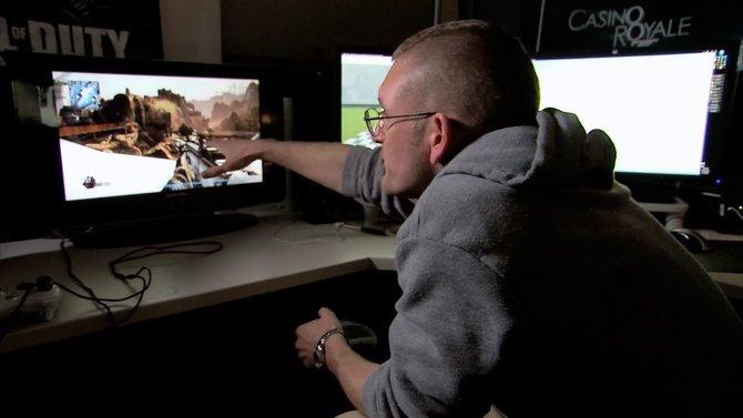 Black Ops 2: Während der gesamten Entwicklung ist ausgiebiges Probespielen äußerst wichtig.