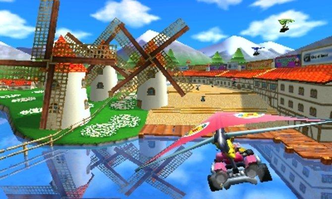 Trotz aller Tradition bringt Mario Kart 7 viele Neuerungen mit. ...