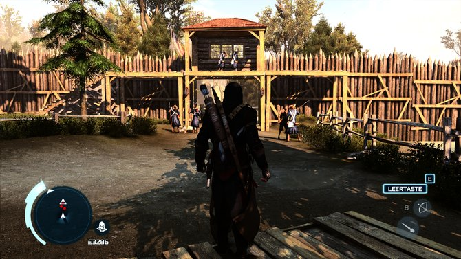 Assassins Creed 3 - SweetFX