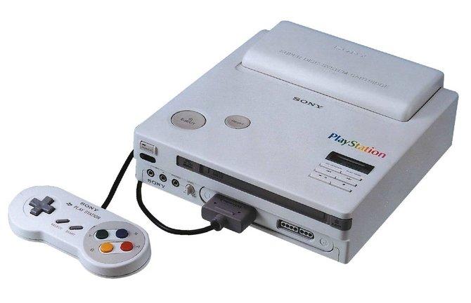 Dieser Entwurf erinnert stark an das Super Nintendo.