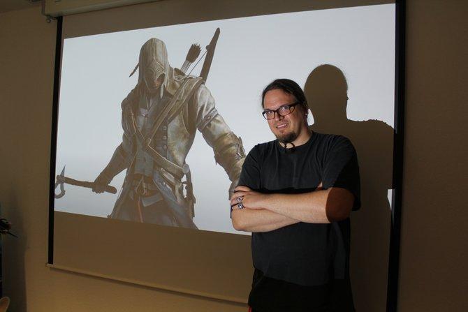 Für euch ist Onkel Jo zur deutschen Niederlassung von Ubisoft nach Düsseldorf gereist. Dort ...