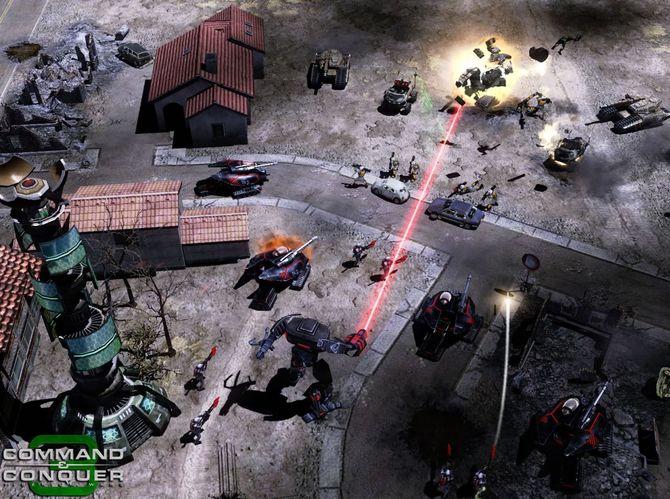 Перейти к скриншоту из игры strong em Command & Conquer 3: Tiberium War