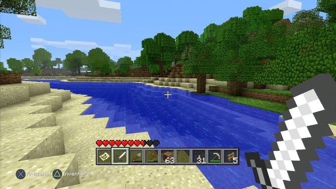 Minecraft gibt es nun für die PS3-Konsole. Die Version ist dabei mit der Xbox 360-Variante (fast) identisch.
