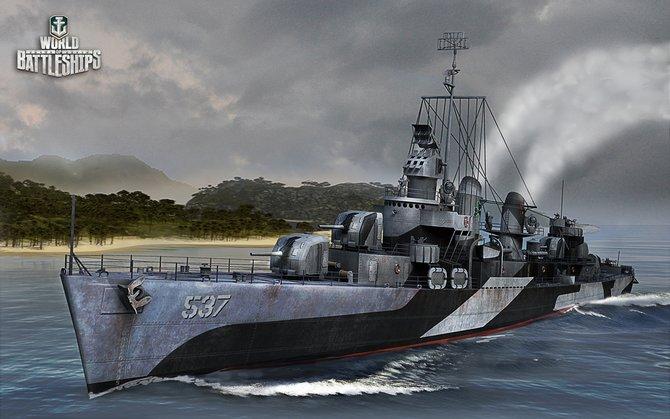 Die beeindruckenden Bilder zu World of Warships machen Lust auf mehr. Als ...