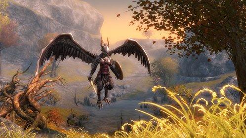 Gut ausgerüstete Harpyen sind eine Gefahr für ahnungslose Wanderer.