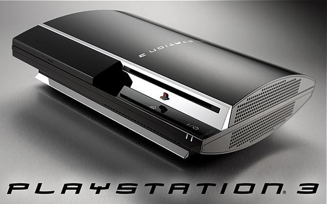 Das Aussehen der PlayStation 3 ist klassisch ...