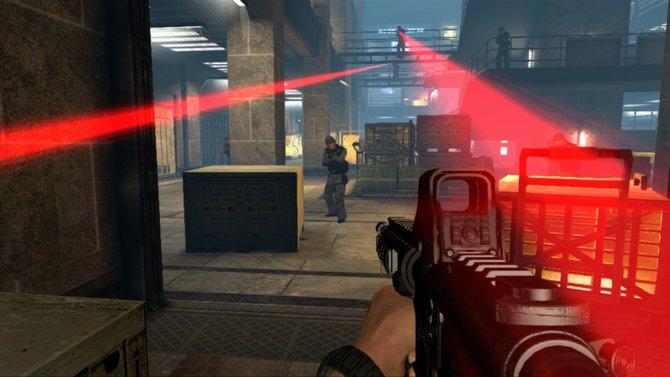 Mit Standard-Waffen gegen Standard-Gegner durch Standard-Levels ballern - das ist 007 Legends.