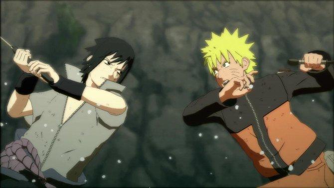 In Naruto Shippuden - Ultimate Ninja Storm 3: Full Burst geht es gewohnt fulminant zur Sache.