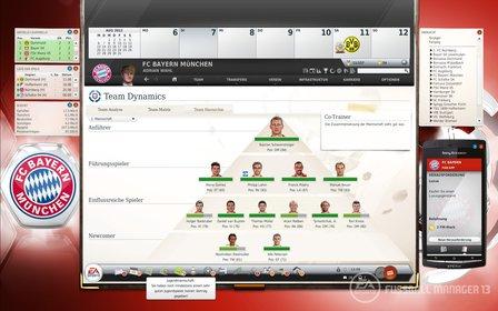 Führungsspieler, einflussreiche Spieler und Kofferträger - Die Hierarchie-Pyramide im Überblick.