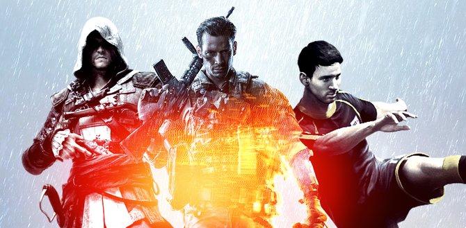 2013 startet die PS4 durch. Erlebt einen Streifzug durch die zehn interessantesten Spiele für Sonys neue Konsole.