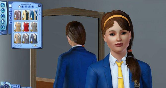 Wildes Studentenleben ist das neunte Erweiterungspaket für Die Sims 3. Damit habt ihr Zugriff auf neue Kleidungsstücke, Frisuren und Accessoires im Studenten-Stil.