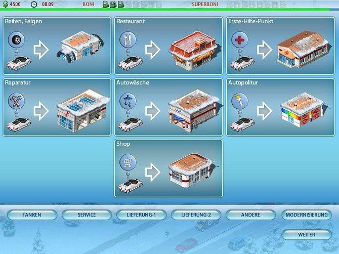 Nein, es geht im Tankstellen-Simulator nicht nur darum, den Tank zu befüllen und ...