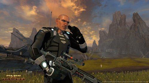 """""""Ja, ich höre. Was? WAS?! spieletipps vergleicht The Old Republic und World of Warcraft? Geil! Und wo? Hier? Geil, ich bin zufällig hier. Warte, ich hole noch ein paar Freunde!"""""""