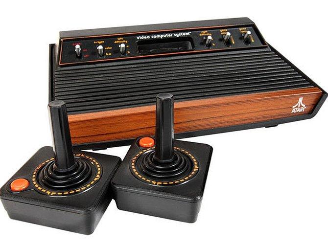 Die erste Revision des Atari VCS: Liebhaber der Atari-Konsole gibt es auch heute noch viele.