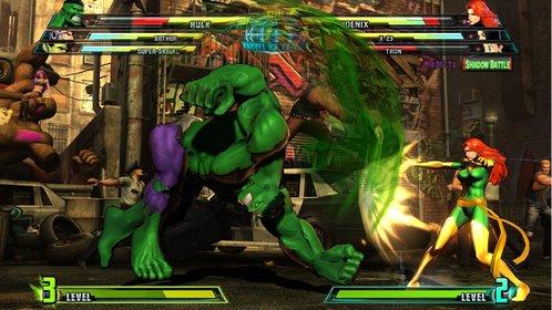 Wo der unglaubliche Hulk hinhaut, ... ist die Luft grün?