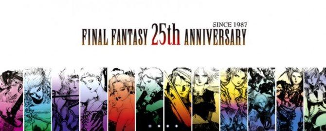 Final Fantasy blickt in seinen 25 Jahren auf 16 Hauptspiele zurück.