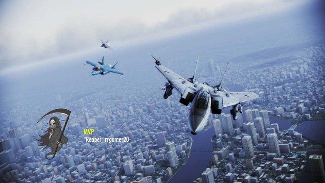 """""""Ace Combat Infinity"""" wird ab Mai als kostenloses Spiel über PSN angeboten."""